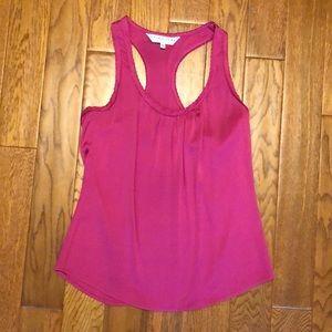 Trina Turk sleeveless blouse - pink - size S